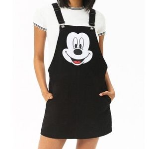 Mickey Mouse Overall Dress